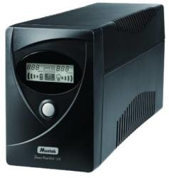 Mustek PowerMust 848 LCD Schuko (98-UPS-VLC08)