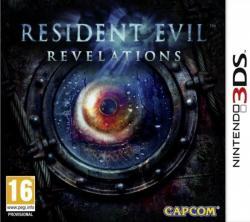 Capcom Resident Evil Revelations (3DS)