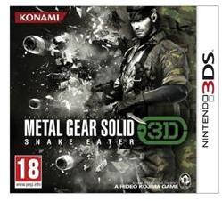 Konami Metal Gear Solid: Snake Eater 3D (Nintendo 3DS)