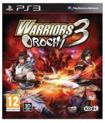 Koei Warriors Orochi 3 (PS3)