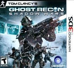 Ubisoft Tom Clancy's Ghost Recon Shadow Wars (3DS)