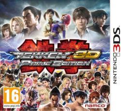 Namco Bandai Tekken 3D [Prime Edition] (3DS)