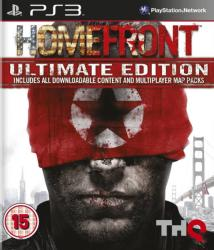 THQ Homefront [Ultimate Edition] (PS3)
