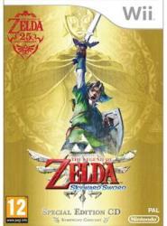 Nintendo Legend of Zelda Skyward Sword [Special Edition CD] (Wii)