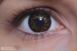 Eye Contact Csillagpor - 3 havi (2 db)