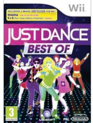 Ubisoft Just Dance Best of (Wii)