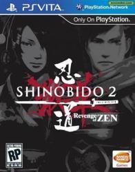 Namco Bandai Shinobido 2.Revenge Of Zen (PS Vita)