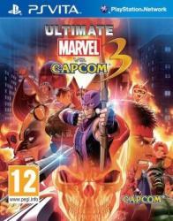Capcom Ultimate Marvel Vs Capcom 3 (PS Vita)