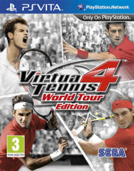 SEGA Virtua Tennis 4 [World Tour Edition] (PS Vita)