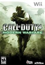 Activision Call of Duty Modern Warfare (Wii)