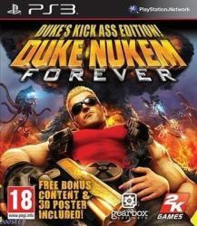 2K Games Duke Nukem Forever [Duke's Kick Ass Edition] (PS3)