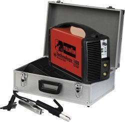 TELWIN Tecnica TIG 160 DC-HF/LIFT ACC 815957