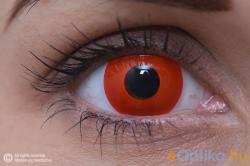 Eye Contact Crazy Vörös Ördög - 3 havi 2 db