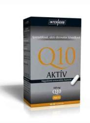 Interherb Q10 Aktív 100Mg (30 db)