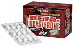WEIDER Beta-Ecdysterone (84 db)