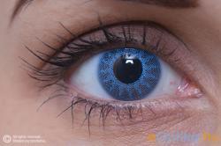 Eye Contact Crazy Napkék - 3 havi (2 db)
