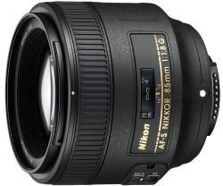 Nikon AF-S 85mm f/1.8G (JAA341DA)
