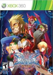 PQube BlazBlue Continuum Shift Extend (Xbox 360)