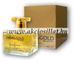 Cote D'Azur Desire & Gold EDP 100ml