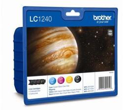 Brother LC1240VALBP Value Bonus Pack (BK/C/M/Y)