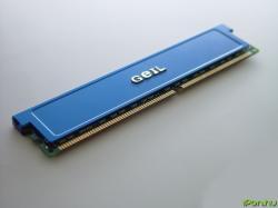 GeIL 512MB 400MHz DDR GE5123200BLLSC