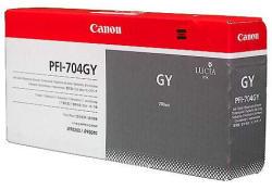 Canon PFI-704GY Grey