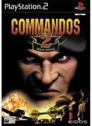 Eidos Commandos 2 Men of Courage (PS2)