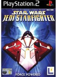 LucasArts Star Wars Jedi Starfighter (PS2)