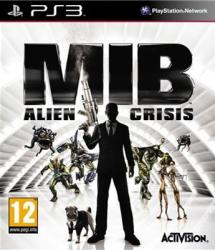 Activision MIB Men in Black Alien Crisis (PS3)