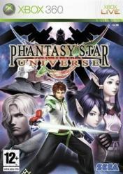 SEGA Phantasy Star Universe (Xbox 360)
