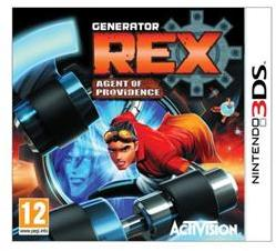Activision Generator Rex Agent of Providence (3DS)
