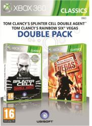 Ubisoft Double Pack: Rainbow Six Vegas + Splinter Cell Double Agent [Classics] (Xbox 360)