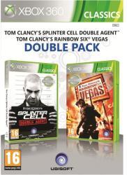 Ubisoft Double Pack: Rainbow Six Vegas + Splinter Cell Double Agent [Classics] (Xbox 360)