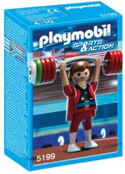 Playmobil Súlyemelő (5199)