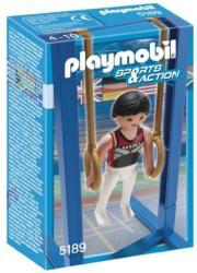 Playmobil Tornászfiú gyűrűn (5189)