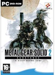 Konami Metal Gear Solid 2 Substance (PC)