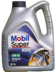 Mobil 15W-40 Super 1000 X1 (4 L)