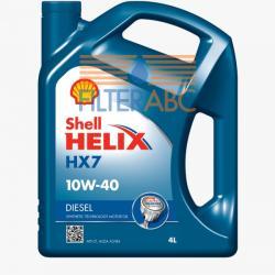 Shell Helix Diesel HX7 10W-40 4 L