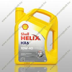 Shell Helix HX6 10w-40 5 L