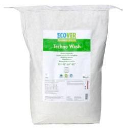 Ecover Techno Color bio-enzimes általános mosópor színes ruhákhoz 7,5kg