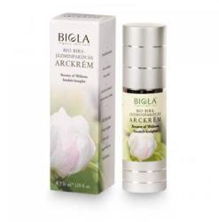 BIOLA Bio birs-jázminpakócás arckrém száraz bőrre 30ml