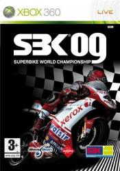 Black Bean SBK 09 Superbike World Championship (Xbox 360)