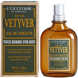 L'Occitane Vetyver EDT 100ml