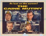 Zendülés a Caine hadihajón /DVD/ (1954)