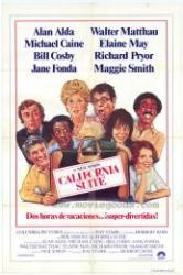 Kaliforniai lakosztály /DVD/ (1978)