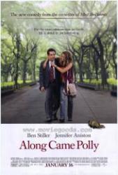 Derült égből Polly /DVD/ (2004)