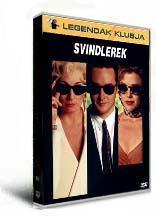 Svindlerek /DVD/ (1990)