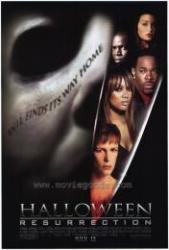 Halloween - Feltámadás /DVD/ (2002)