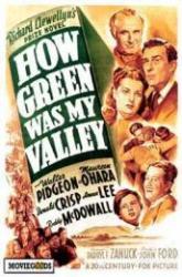 Hová lettél, drága völgyünk? /DVD/ (1941)