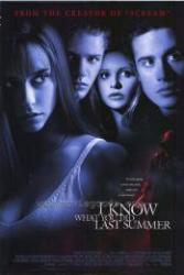 Tudom, mit tettél tavaly nyáron (Blu-ray) /BLU-RAY/ (1997)